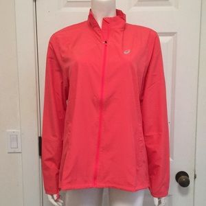 ASICS Athletic/Athleisure Jacket, Size XL, NWT!